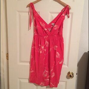 American Eagle Sleeveless Floral Dress. Sz S.